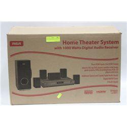 RCA 5.1 HDMI SYSTEM (1000 WATT)