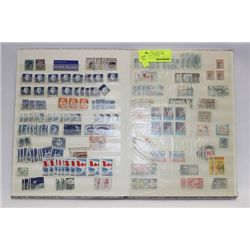 ESTATE CANADIAN STAMP COLLECTION