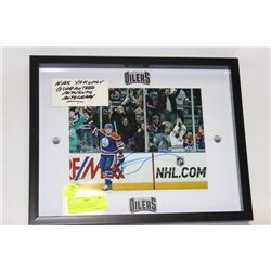 NAIL YAKUPOV GUARANTEED AUTHENTIC AUTOGRAPHED