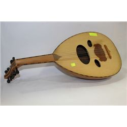 MIDDLE EASTERN MUSICAL INSTRUMENT (NEEDS