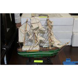 ESTATE SHIP MODEL