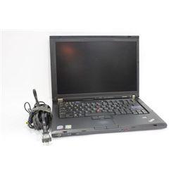 LENOVO LAPTOP - T61 CORE 2 DUO  2GB RAM