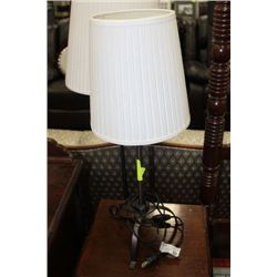 FLOOR AND TABLE LAMP COMBO