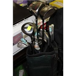 #22 TWO SETS OF GOLF CLUBS