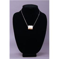 Vintage Ivory pendant necklace.(Size: See last photo