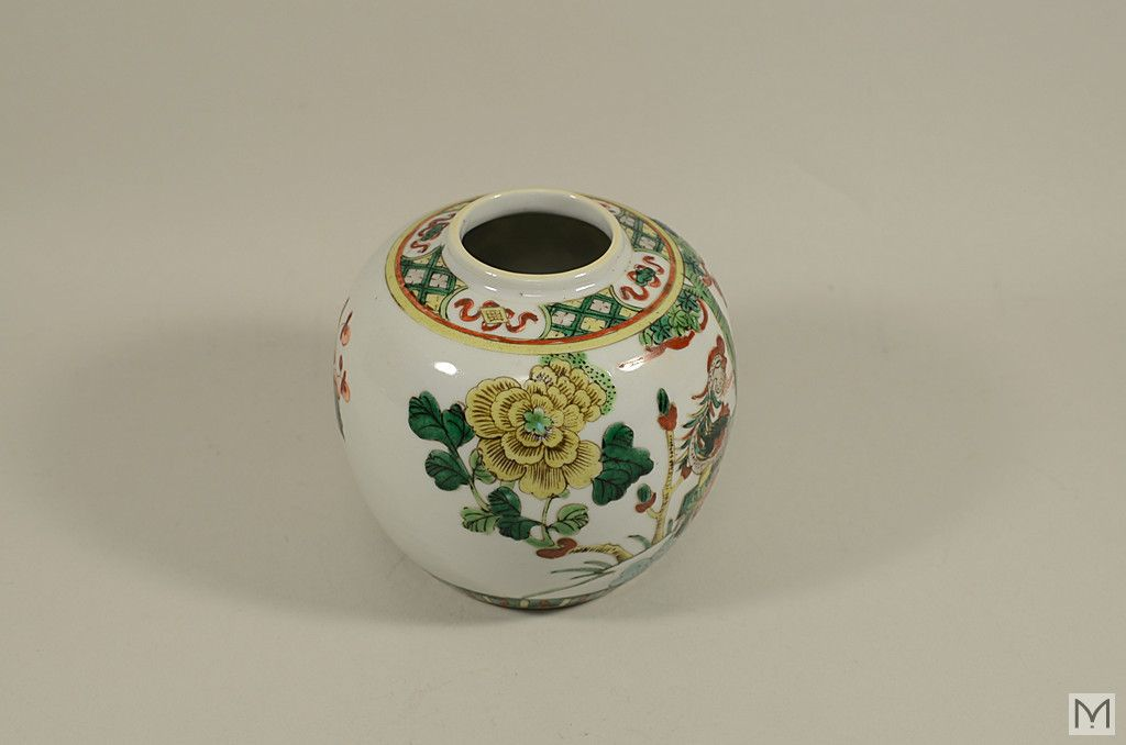 Unmarked chinese porcelain