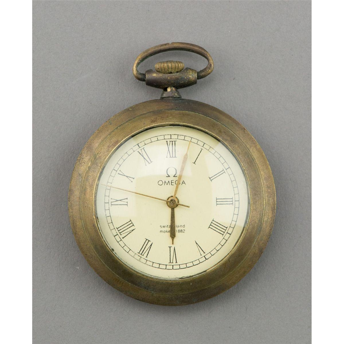 Omega Stop Watch Marked Switzerland 1882