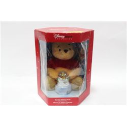 DISNEY STORE SPECIAL ED. 'POOH' BEAR COLLECTIBLE