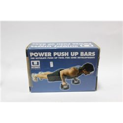 PUSH UP BARS, IN BOX