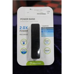 2.0X POWER BANK UNIVERSAL CHARGER