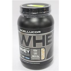 CELLUCOR 884 GRAMS OF WHEY POWDER