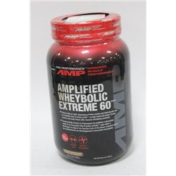 AMP AMPLIFIED WHEY POWDER