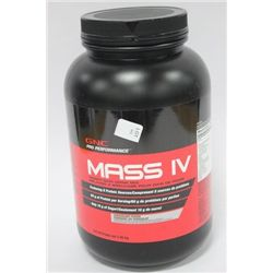 1.56KGS OF MASS IV WEIGHT GAIN CHOCOLATE DRINK MIX