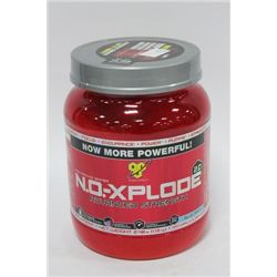 N.O.-XPLODE ADVANCE STRENGTH POWDER PRE TRAINING