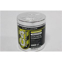 336 GRAMS OF CELLUCORE EXPLOSIVE WORKOUT PRE