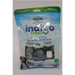 INDIGO FRESH FLOSS BONES FOR DOGS