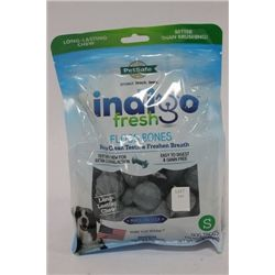 INDIGO FRESH FLOSS BONES FOR DOGS
