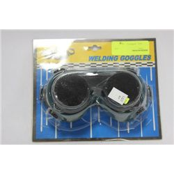 PAIR OF NEW WELDING GOGGLES