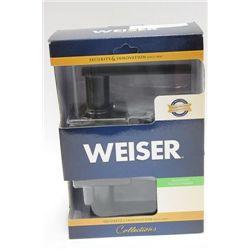 WEISER HALL AND CLOSET SET