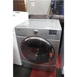 SILVER MAYTAG FT LOAD STAINLESS DRUM WASHING