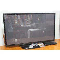 "LG 50"" TV W/ SMART ENERGY - TRUSLIM FRAME"
