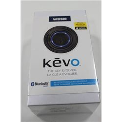WEISER KEVO BLUETOOTH ENABLED DEADBOLT