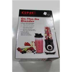 GNC 6 PC ON THE GO BLENDER