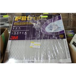 20 x 20 HIGH QUALITY FURNACE FILTERS, PACK OF 10