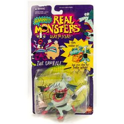 AAAHH!!! REAL MONSTERS Gromble Action Figure Signed by Igor Kovalyov
