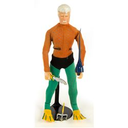 AQUAMAN 1960s Ideal Captain Action Suit