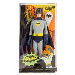 BATMAN Retro 1966 Adam West Mattel Ken Doll