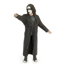 THE CROW Brandon Lee Vinyl Model Kit by Inteleg Pro Buildup