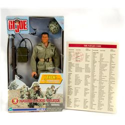 GI JOE NAVAJO CODE TALKER Action Figure by Hasbro