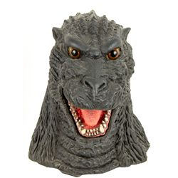 GODZILLA 1/2 Scale Latex Head
