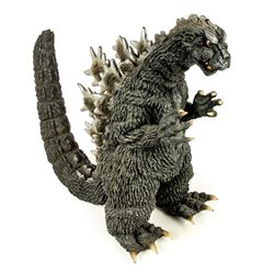 "GODZILLA VS MOTHRA Soft Vinyl 20"" Figure by TOHO 1994"