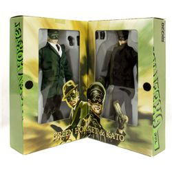 GREEN HORNET & KATO Action Figures by Medicom Toy