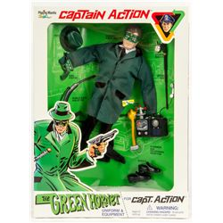 GREEN HORNET Captain Action Figure by Playing Mantis