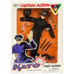 KATO Captain Action Figure by Playing Mantis