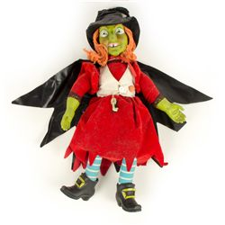 HR PUFNSTUF Original Witchiepoo Figure from Marty Kroft
