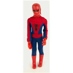 SPIDER-MAN 1960s Ideal Captain Action Suit