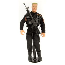 UNIVERSAL SOLDIER THE RETURN Custom Jean Claude Van Damme Action Figure