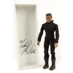 UNIVERSAL SOLDIER THE RETURN Custom Michael Jai White Signed Action Figure