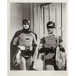 BATMAN Adam West & Burt Ward Photo Still