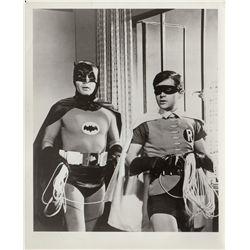 BATMAN Adam West & Burt Ward Photo Still