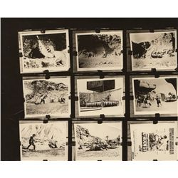 VALLEY OF THE GWANGI Vintage Photo Still & Contact Sheet