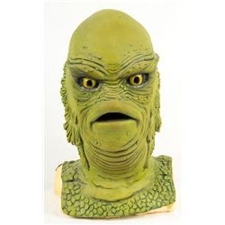 CREATURE FROM THE BLACK LAGOON Don Post 1990s Prototype Calendar Mask