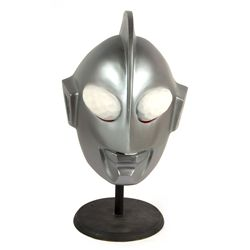 ULTRAMAN Rare Don Post Studios Vinyl Mask
