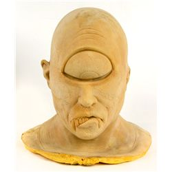 CYCLOPS Steve Wang Biomorphs Foam Master Mask & Painted Latex Mask with Tag