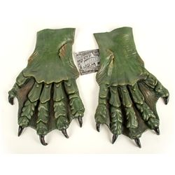 CREATURE FROM THE BLACK LAGOON Universal Studios Monsters Hands