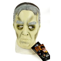 DR. SHOCKER Bump in the Night Mask Signed by Daniel Roebuck